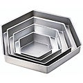 Performance Hexagon Cake Pans