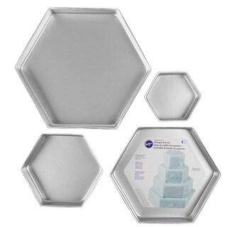 Performance Hexagon Cake Pans