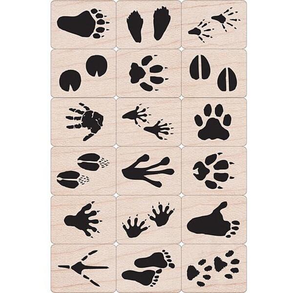 Hero Arts Animal Prints Ink 'n Stamp Tub