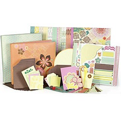 Jocelyn 1-hour Album Scrapbook Kit