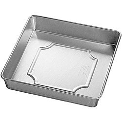 Wilton Performance 6-inch Square Metal Cake Pan
