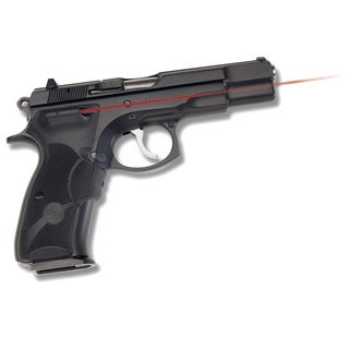 Crimson Trace CZ 75 Full Size Overmold Front Activation Laser Grip