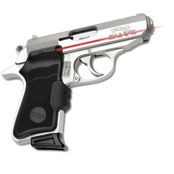 Crimson Trace Walther PPK/S/PP Polymer Front Activation Laser Grip