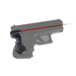 Crimson Trace Glock 26-39 Polymer Rear Activation Overmold