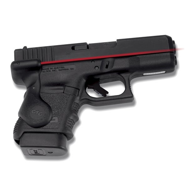 Crimson Trace Glock 29/30 Polymer Rear Activation Overmold