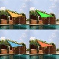 Medium Breathable Triangle-Sail Sun Shade