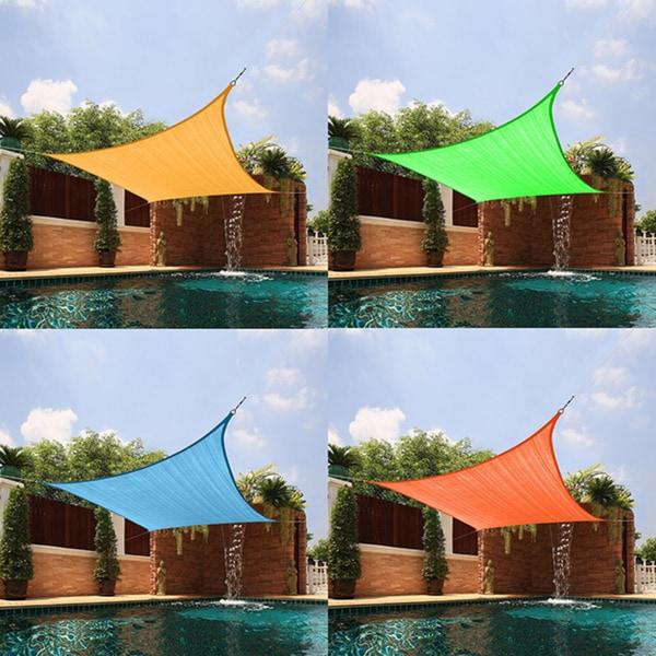 Backyard Sails Shades: Medium Square Sail Sun Shade