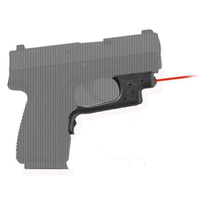 Crimson Trace Kahr 45 Polymer Laserguard Front Activation Laser Grip