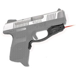 Crimson Trace Ruger SR-9c Compact Laserguard Front Activation Laser Grip
