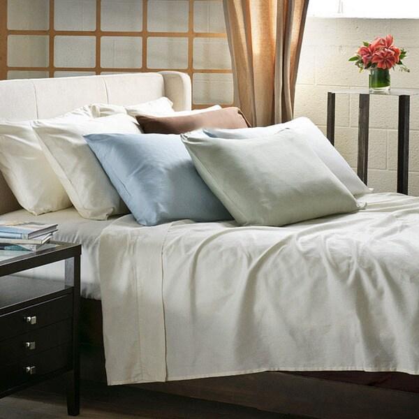 Luxury Cotton 300 Thread Count 6-piece Sheet Set