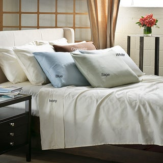 Luxury Cotton 300 Thread Count 6-piece Sheet Set