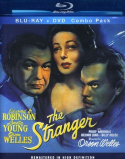 The Stranger (Blu-ray/DVD)