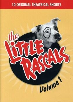 The Little Rascals Vol 1 (DVD)