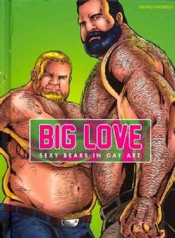 Big Love Sexy Bears in Gay Art (Hardcover)