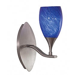 Medici 1-light Steel Sconce