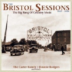 Various - The Bristol Sessions, 1927-1928
