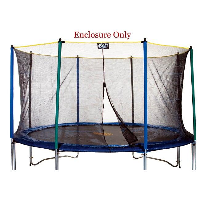 Pure Fun 14-foot Trampoline Enclosure