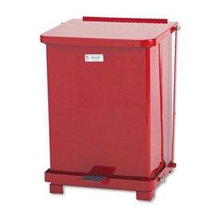 Rubbermaid Defenders 7-gallon Step Can
