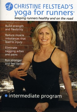 Yoga For Runners: Intermediate Program (DVD)