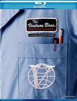 The Venture Bros.: Season Four (Blu-ray Disc)