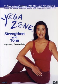 Yoga Zone: Strengthen and Tone (DVD)