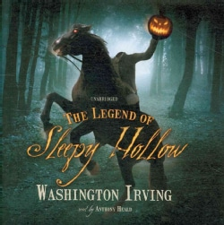 The Legend of Sleepy Hollow: Library Edition (CD-Audio)