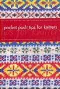 Pocket Posh Tips for Knitters (Paperback)
