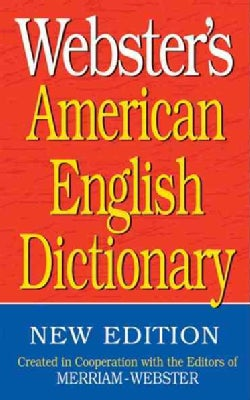 Webster's American English Dictionary (Paperback)