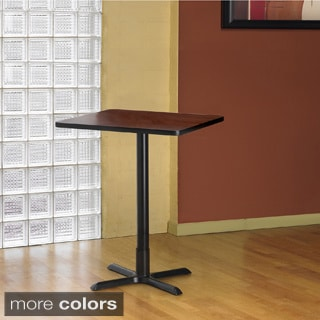 Mayline Bistro Bar-height 30 inch Square Table