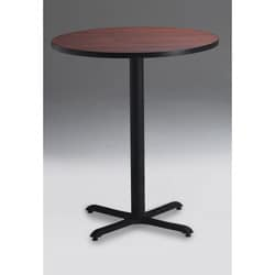 Mayline Bistro Bar-height 30 inch Round Table