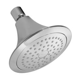 Kohler K-10282-CP Polished Chrome Forte Single-Function Showerhead