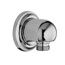 Kohler K-10574-CP Polished Chrome Bancroft Supply Elbow