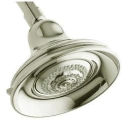 Kohler K-10591-SN Vibrant Polished Nickel Bancroft Multi-Function Showerhead