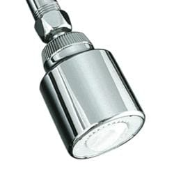 Kohler K-11742-CP Polished Chrome Coralais Economy Single-Function Showerhead
