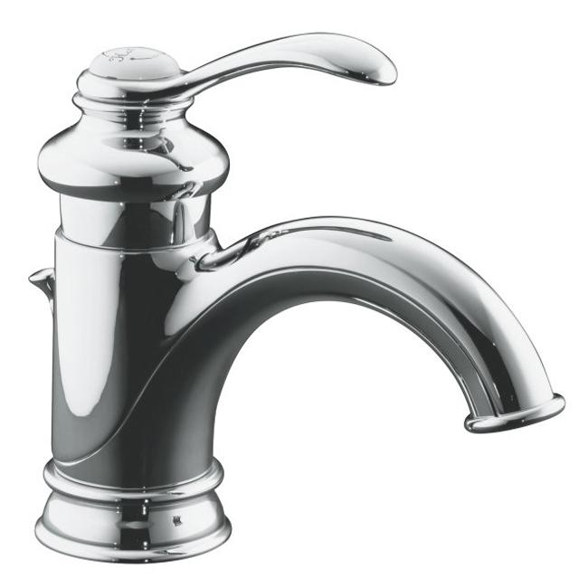 kohler k 12182 cp polished chrome fairfax single control