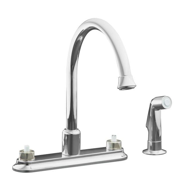 faucet overstock shopping great deals on kohler kitchen faucets