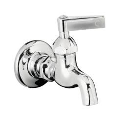 "Kohler K-7870-C-CP Polished Chrome Hewitt Sink Faucet, 1/2"" Npt Outside Threads"