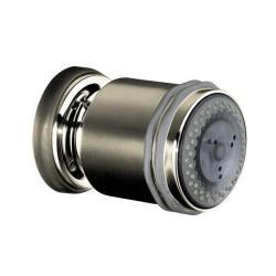 Kohler K-8510-SN Vibrant Polished Nickel Mastershower Ultra Low-Flow, Two-Way Adjustable Bodyspray