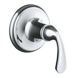 Kohler K-T10290-4-CP Polished Chrome Forte Transfer Valve Trim, Valve Not Included