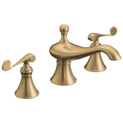 Kohler K-T16119-4-BV Vibrant Brushed Bronze Bath Faucet Trim