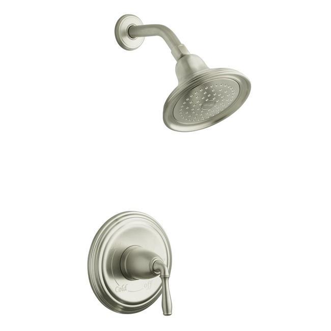 Kohler K-T396-4-BN Vibrant Brushed Nickel Shower Trim