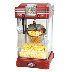 Funtime FT2518 Rock'n Popper 2.5-oz Hot Oil Popcorn Machine