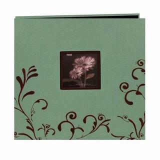 Pioneer Photo Albums Aqua Memory Book (20 Bonus Pages)