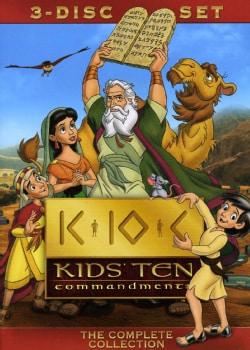 Kids' Ten Commandments (DVD)