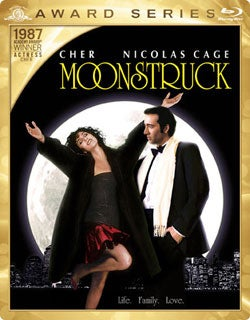 Moonstruck (Blu-ray Disc)
