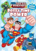 DC Super Friends Potty Time Power (Paperback)