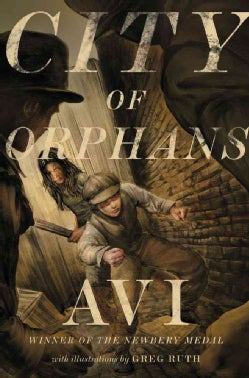 City of Orphans (Hardcover)