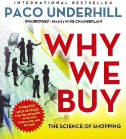 Why We Buy: The Science of Shopping (CD-Audio)