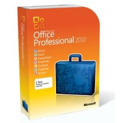 Microsoft Office 2010 Professional - 32/64-bit - Complete Product - 1