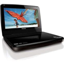 Philips PET941 9-inch LCD Portable DVD Player (Refurbished)